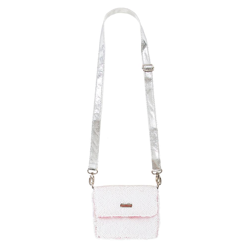 flap&bag rome small weiß