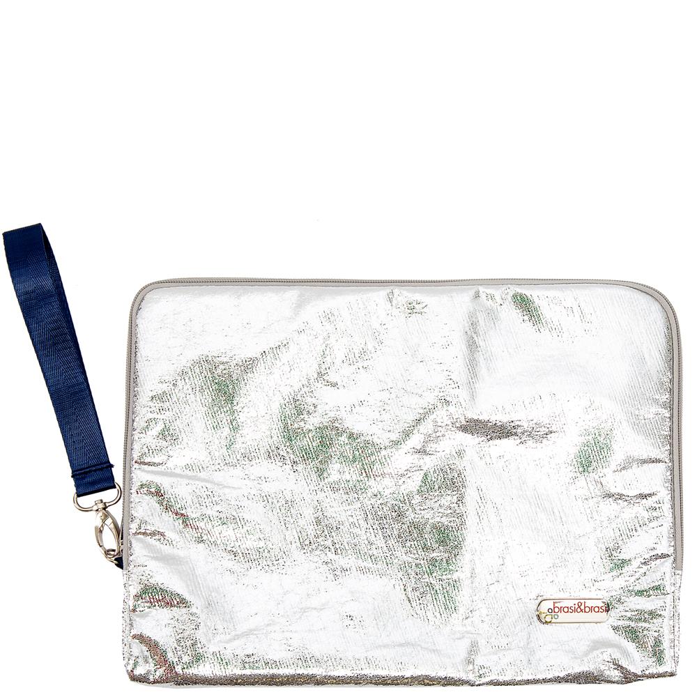 laptop&glitter silber