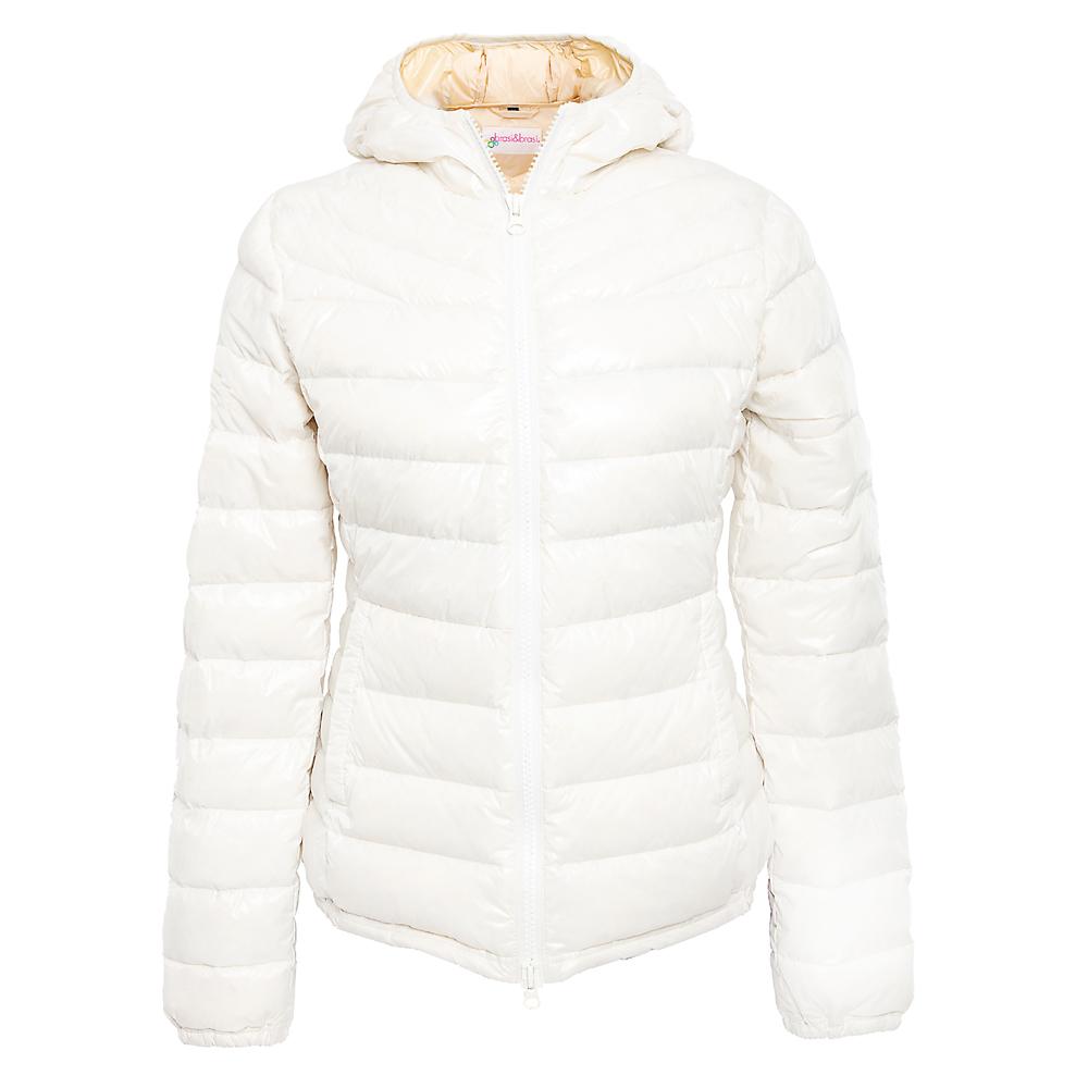 stepp&jacket bicolor off-white