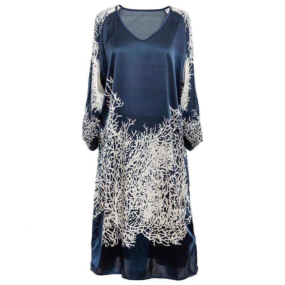 ming&dress coral blu/white