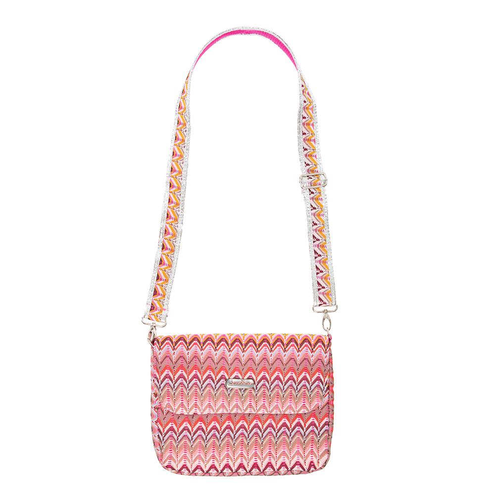 flap&bag milano M rose