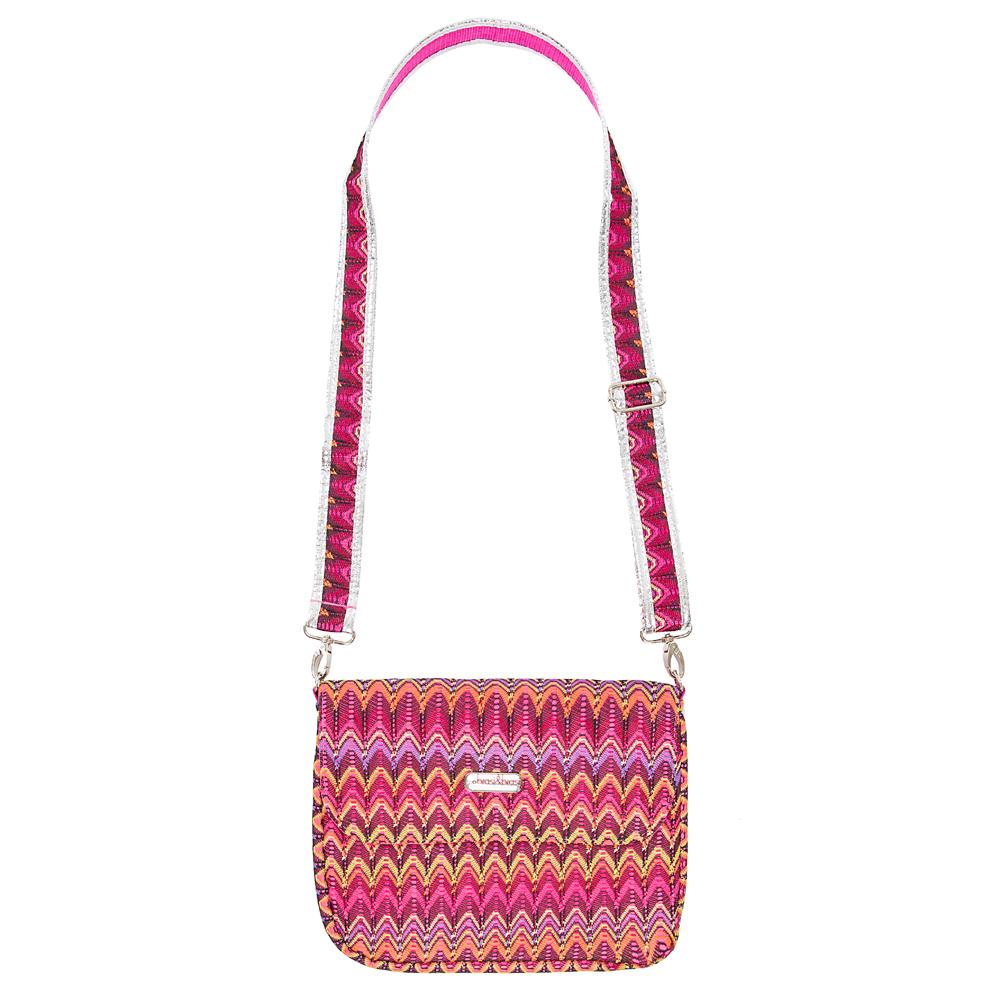 flap&bag milano M pink