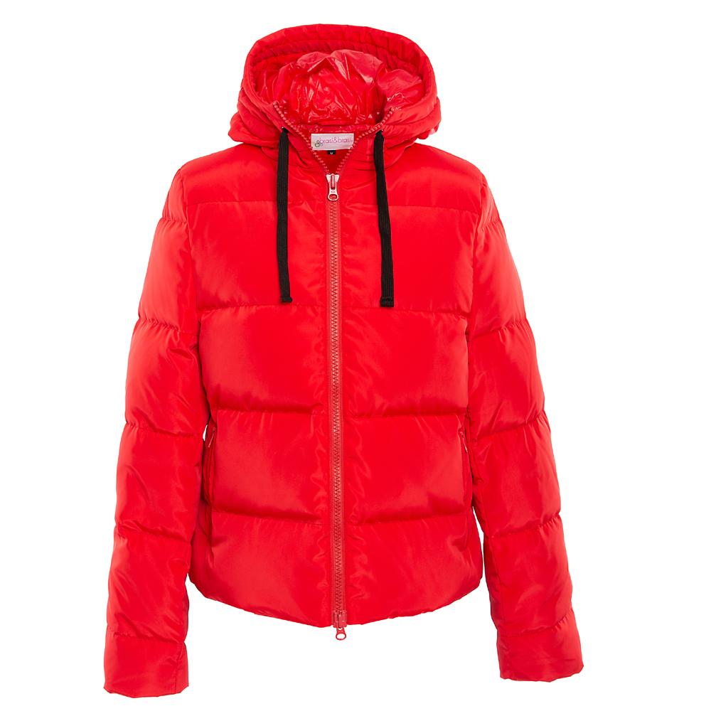 short&jacket frosty rot