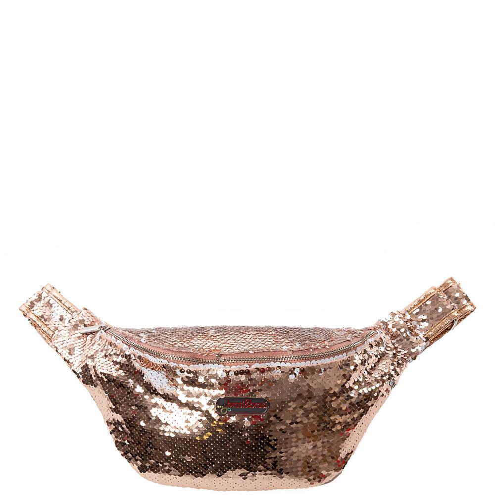 belt&bag rome rosegold