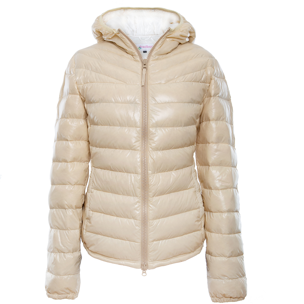 stepp&jacket bicolor vanille