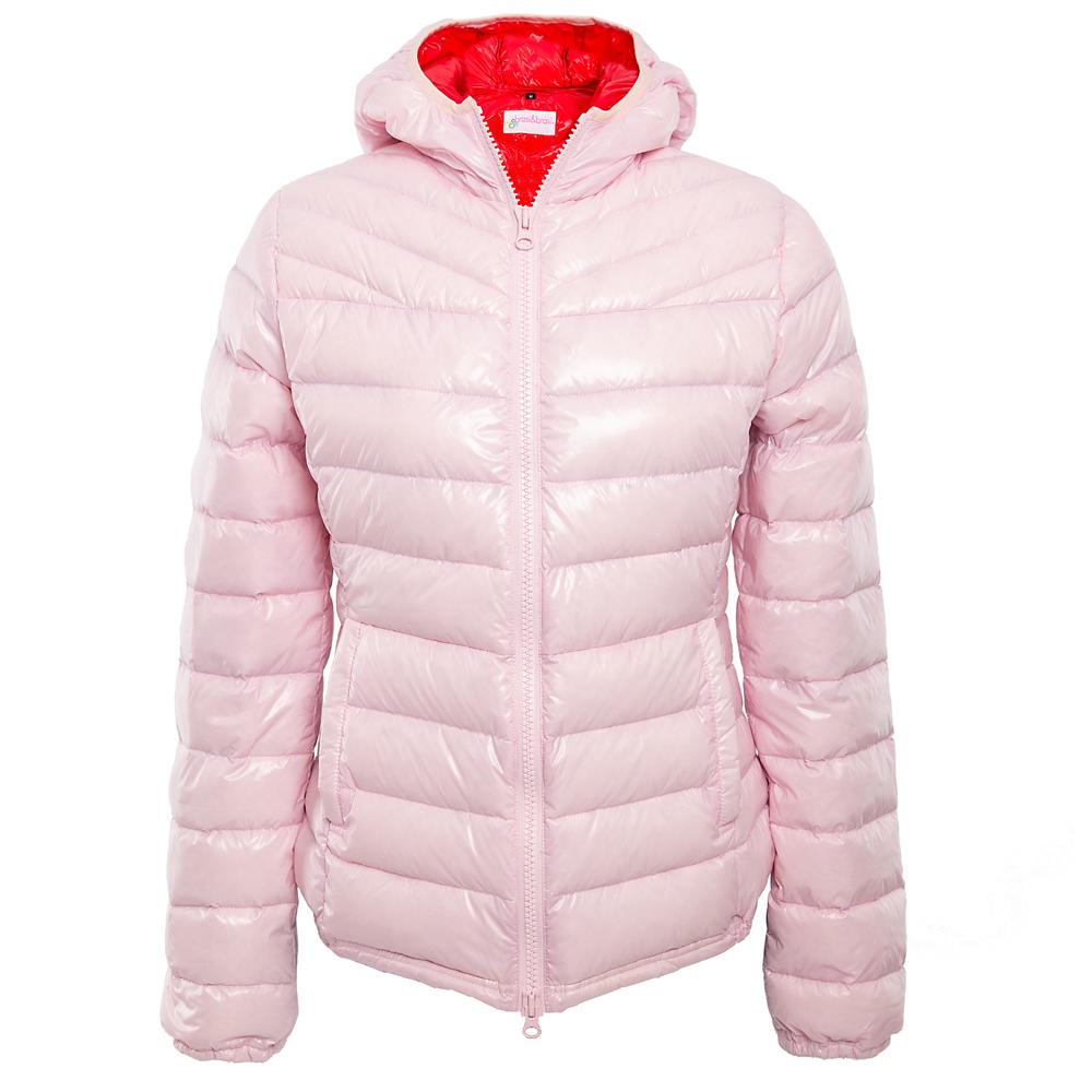 stepp&jacket bicolor rosa