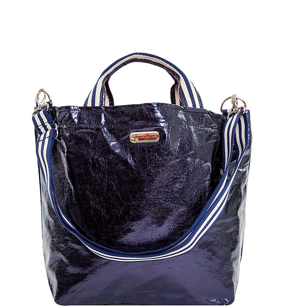 -50% shop&glitter stripe blau MIT REISSVERSCHLUß   statt 99€ - jetzt 49€