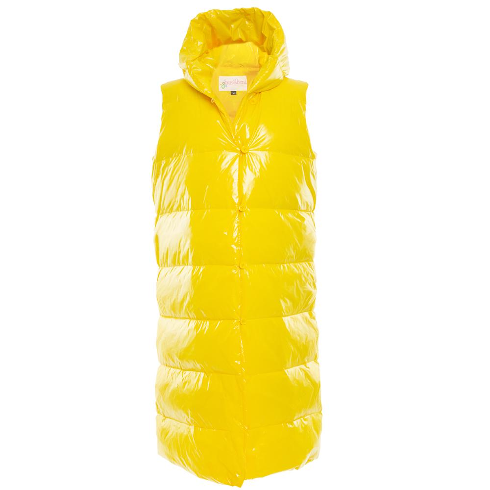 long&vest gelb
