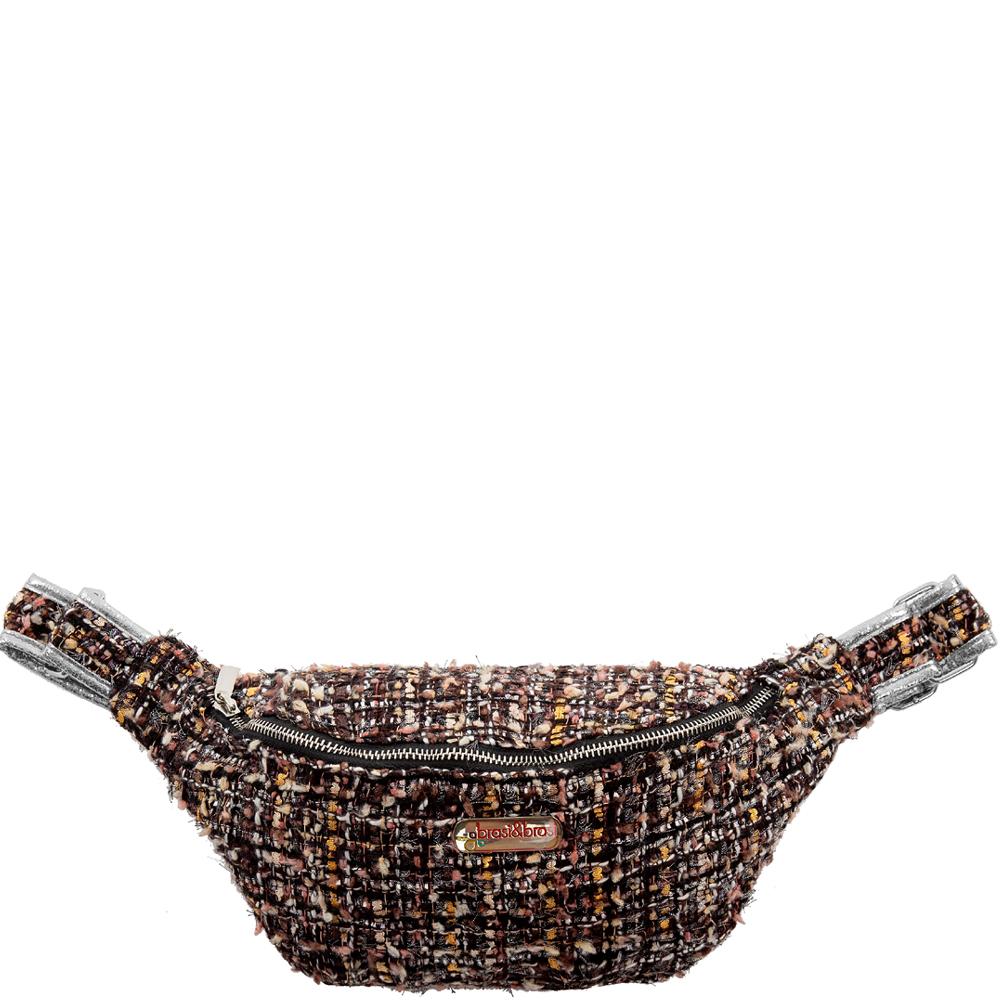 belt&bag paris choc/sand