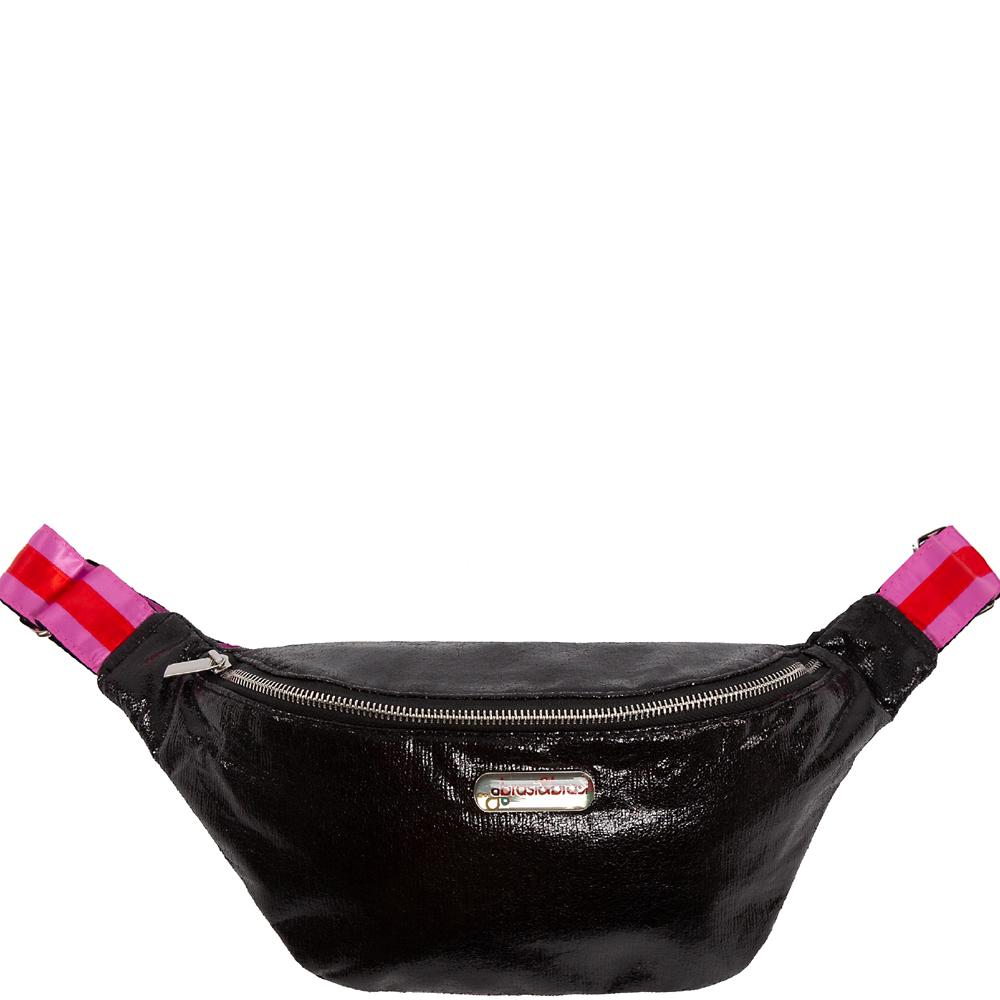 beltbag&summer stripe schwarz