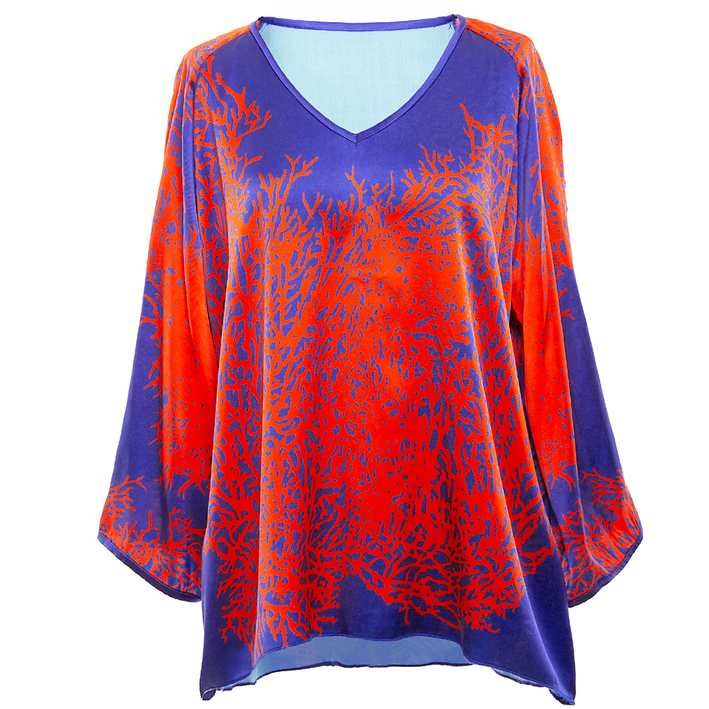 ming&tunic coral lila/rot