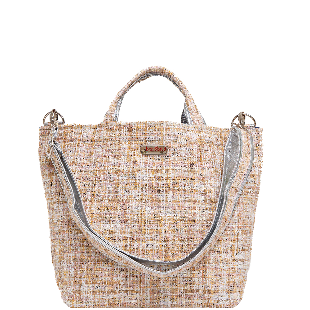 shop&paris zip sand/white