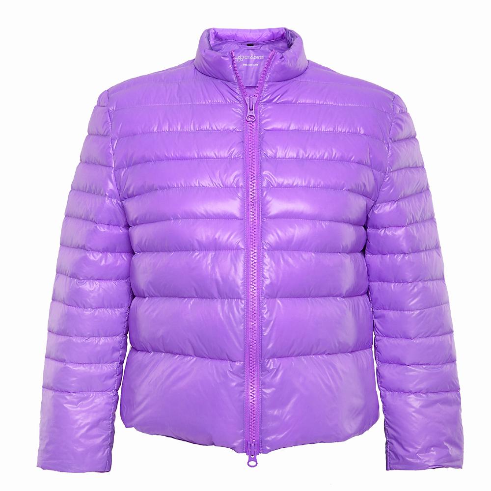 stepp&fashionjacket lila