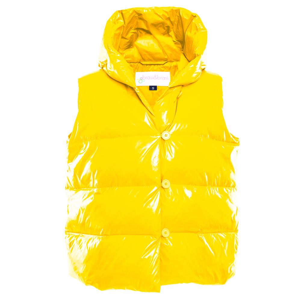 short&vest gelb