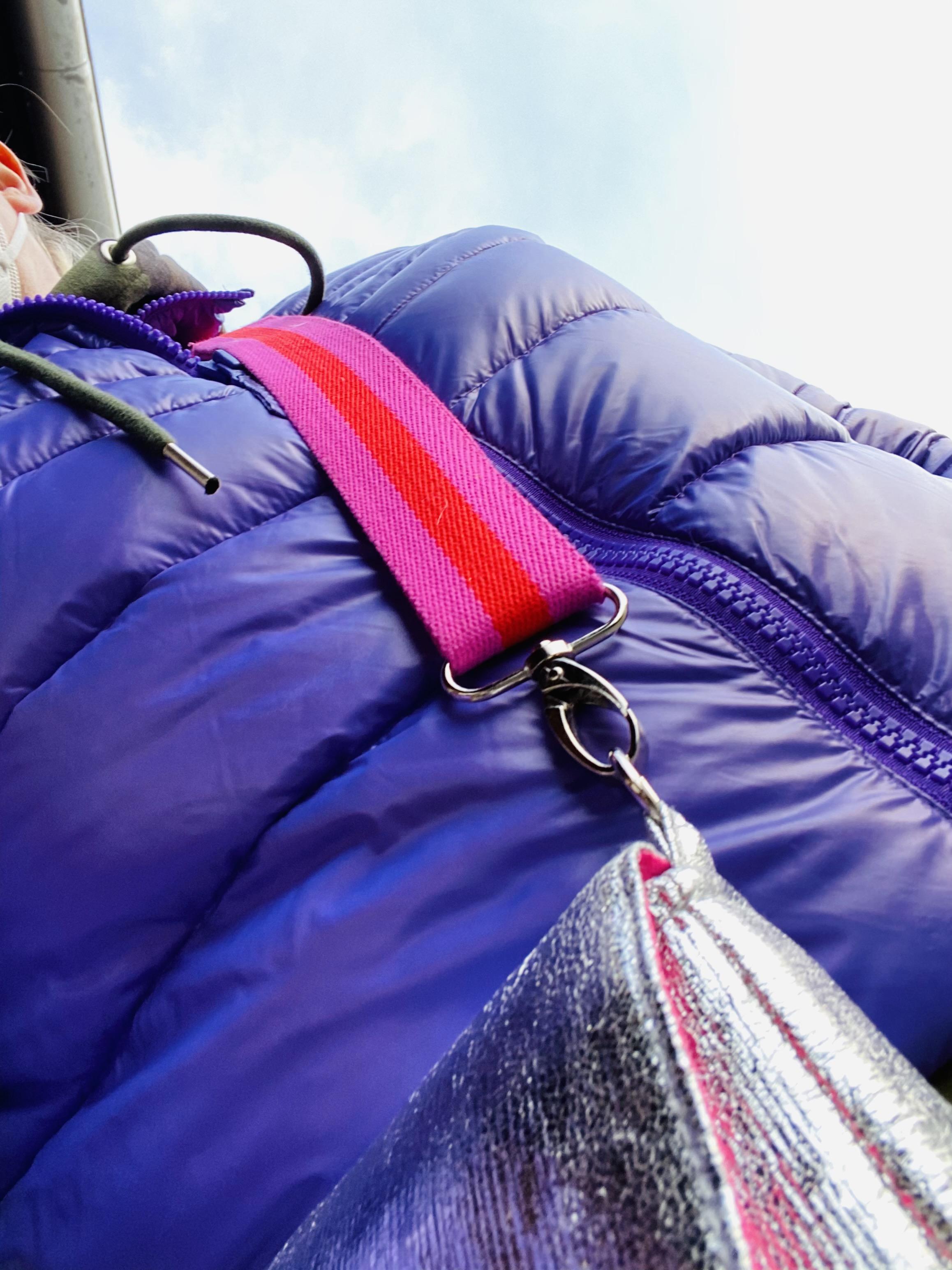 flap&summerstripe medium schwarz
